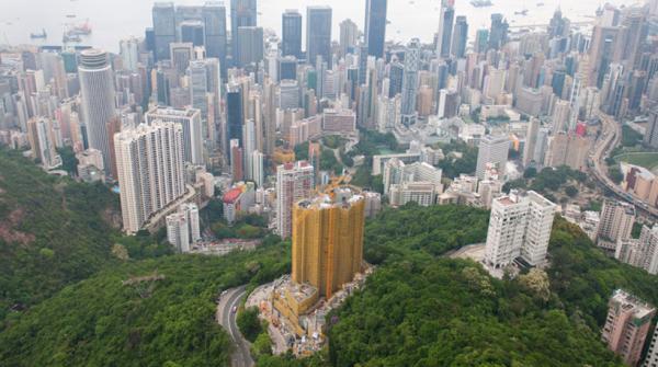 香港楼价已是强弩之末,业内人认为楼市在年内可能会终止升势