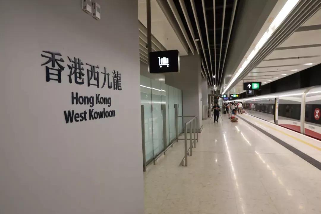 广深港高铁香港段即将通车,上海、杭州等地可高铁直达