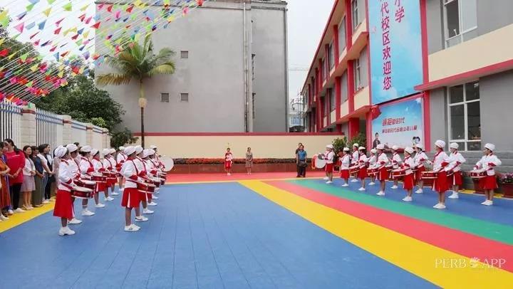 开学啦!思茅四小新时代校区启用,迎接一年级新生!