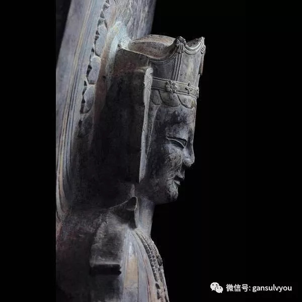中国佛像,东方最美的微笑
