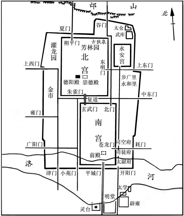 城市考古︱行走在汉魏洛阳城址