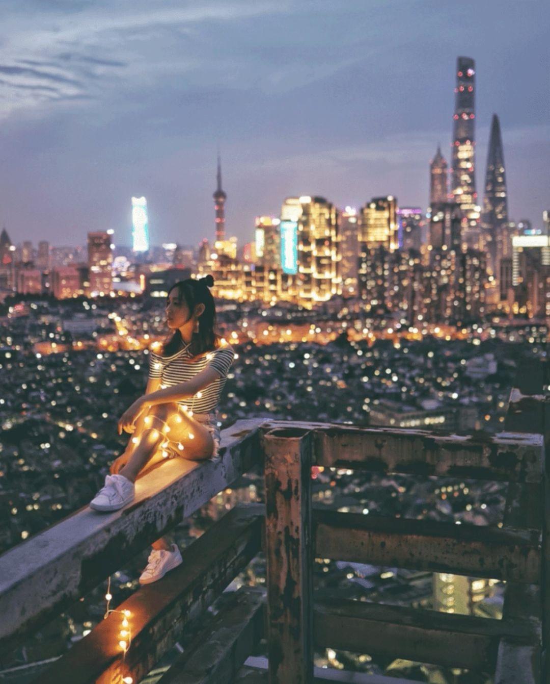 楼顶摄影师:他在更接近天空的地方,俯瞰上海黄平权坠楼去世