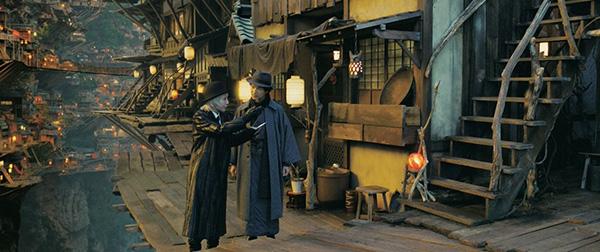《镰仓物语》:武家古都的异色世界