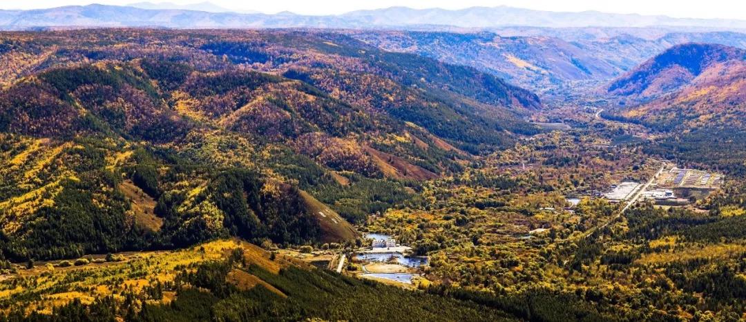 阿尔山风景惊艳世界 最美风景尽显内蒙范儿