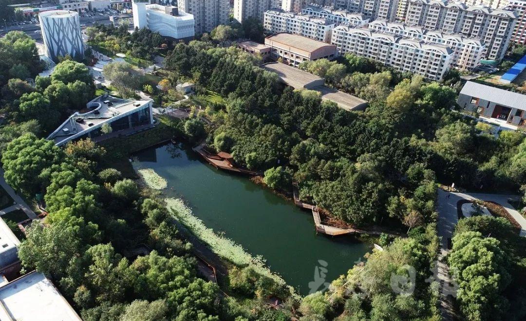 长春水文化生态园9月30日惊艳亮相图片