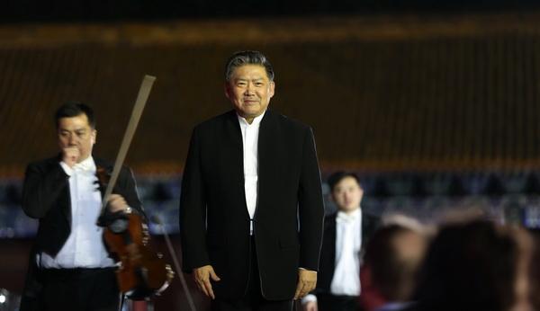 在太庙向世界展示中国古典乐最高水准,上交启幕DG全球庆典