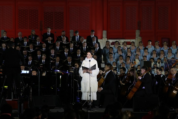 北京太庙的这场音乐会神圣而完美,指挥余隆现场谈感想