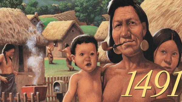 1492年:哥伦布到来前,印第安社会或许比欧洲社