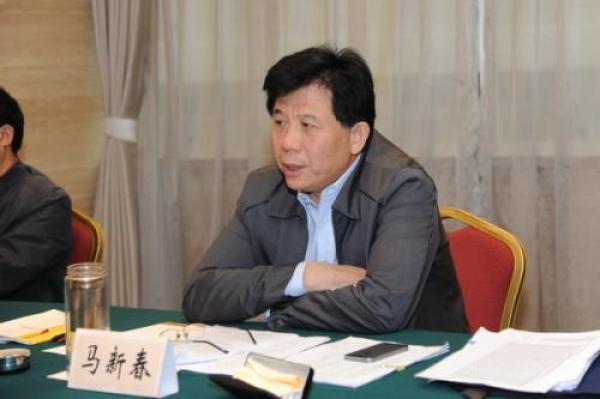河南省环保厅原正厅级巡视员马新春接受纪律审查和监察调查