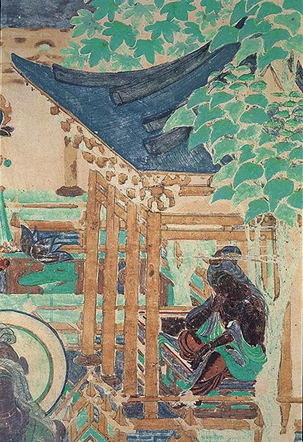 重阳丨冬瓜减肥,核桃护发,解密敦煌壁画里的养生大法