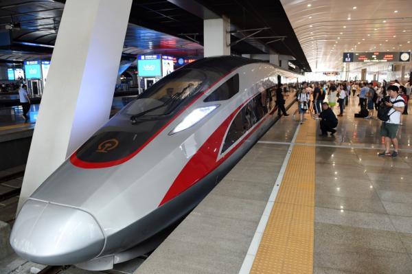 1455辆!中铁总启动史上最大规模复兴号集中采购招标