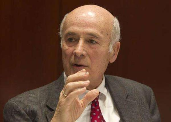 美国知名学者,哈佛大学教授约瑟夫·奈