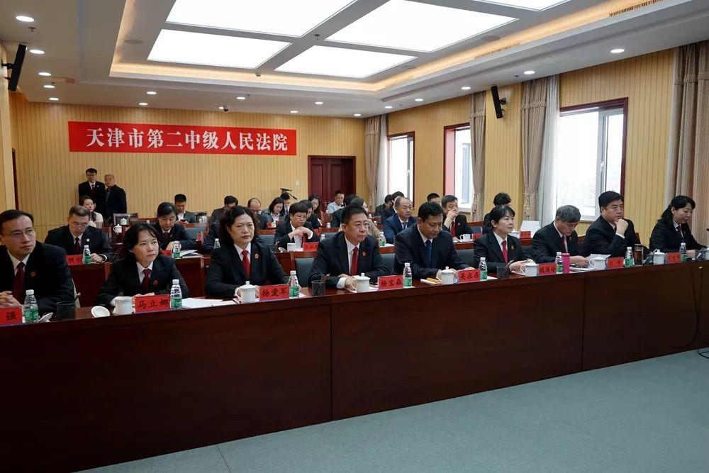 忠法要闻丨京津冀五家中级法院签订京津冀破产