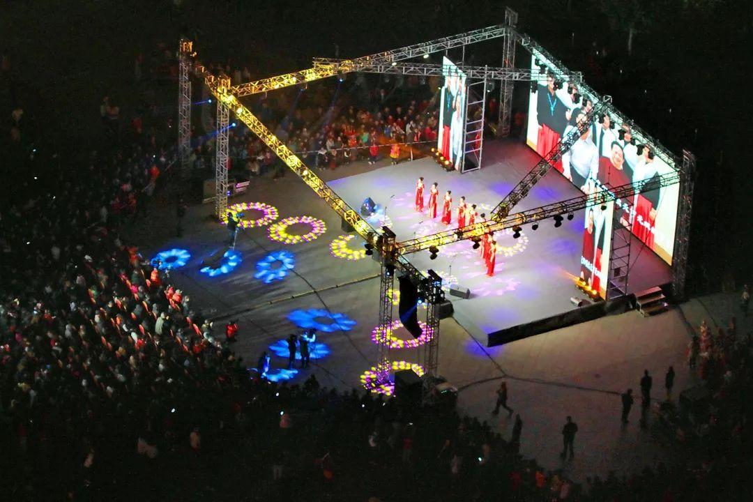 任丘市第八届群众文化艺术节圆满闭幕