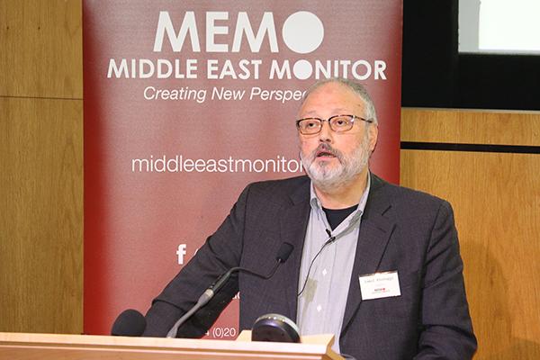 沙特失踪记者卡舒吉的关系网:阿德南、到瓦利德亲王