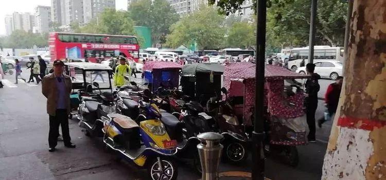 西安实行最严措施 整治两三轮及四轮电动车