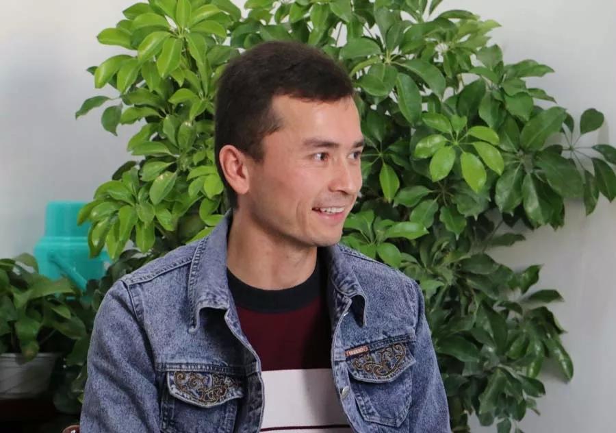 新疆于田县教培中心学员:是职业技能教育救了我