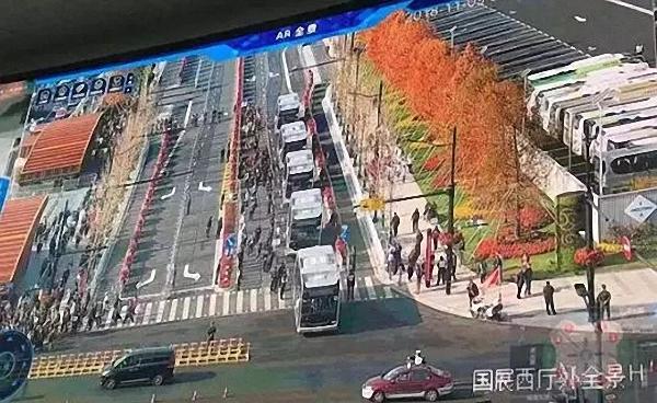 科学化精细化智能化,沪警方有效应对进博会公众开放日大客流