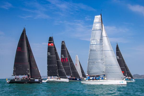 中国杯帆船赛乘风破浪12年,重新连接中国断裂的海洋文化