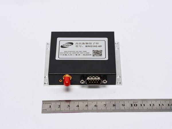 航天科工铷原子钟实现量产:核心技术自主可控,厚度世界最薄