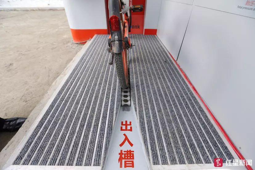 成都建成全国首个共享单车地下智能车库,3秒存取,自动入地