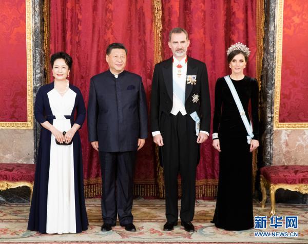 外交部回应外事活动所有中方官员穿中山装:谢谢关注中国外交图片