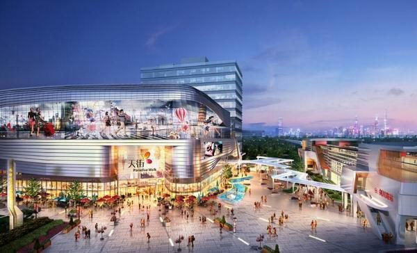 布局超15座购物中心,沪苏龙湖为多维空间赋能