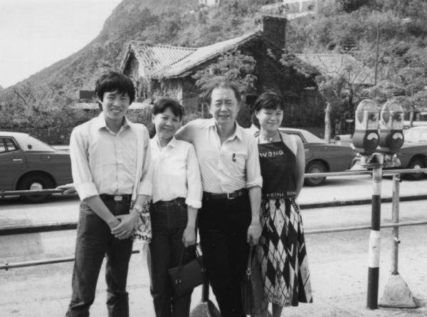 黄永玉:那些苦痛的日子,沈从文表叔与我从未离开过对方