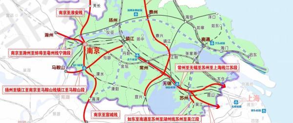 """南通新机场规划加速,目标锁定北沿江高铁沿线""""空铁枢纽"""""""