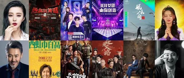 25个关键词复盘2018年娱乐产业大事件