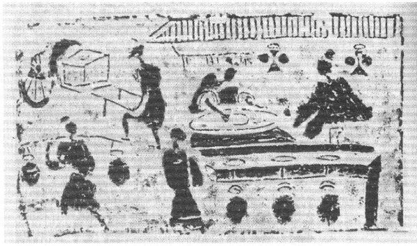 """早期中国的饮食""""月令"""":秋食麻与犬,冬食黍"""