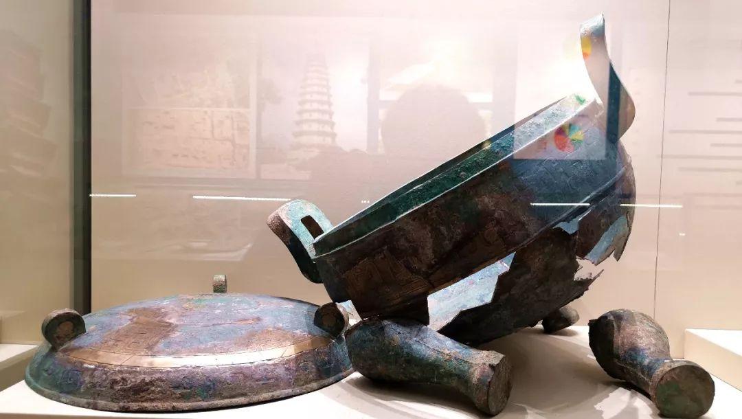 山西警方境外追回春秋时期青铜重器 国家一级文物 晋公盘