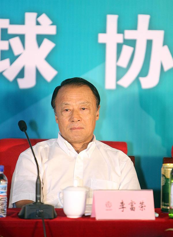 """新中国体育求索者 李富荣:他和国乒一起进入""""大时代"""""""