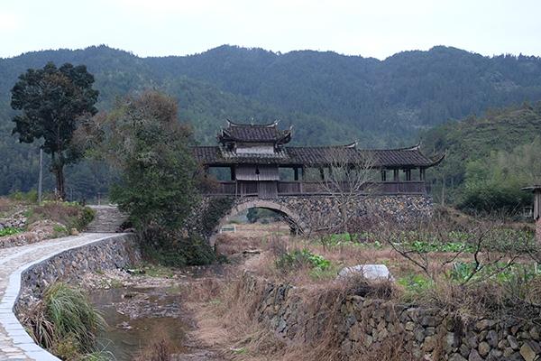 在龙潭村,用艺术筑巢