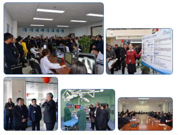 内蒙古自治区电子健康码首发,无卡就医时代来临!