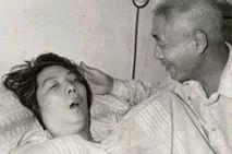▍躺了半世纪的植物人   1963年,就读高中、担任校内