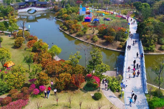 此外,南通啬园和军山还在7月1日,8月7日免门票开放;城市绿谷还在12月