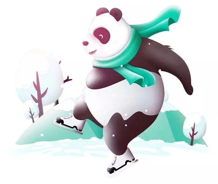 2022冬奥会吉祥物今年亮相 ta到底长啥样 拭