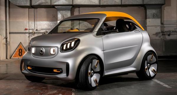 吉利被传要买Smart一半股权:该小型车年销量仅13万辆