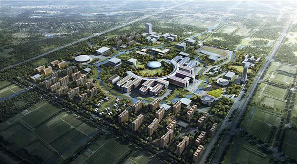 西湖大学主校区云谷校区全面开工,预计2021年底建成_亚博