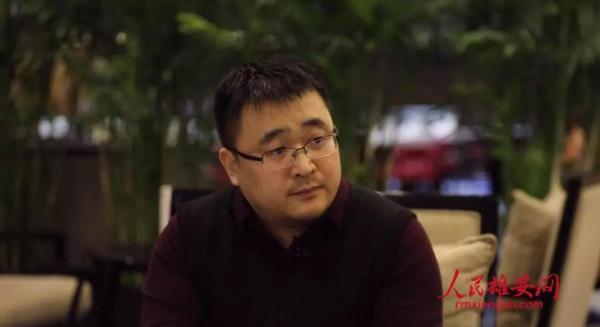 """黄瑶_口述丨雄安纪工委相关负责人:必须保障每个工程""""干干净净 ..."""