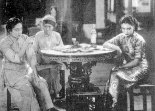 张真谈洋泾浜、上海白话文化与华语电影的起源