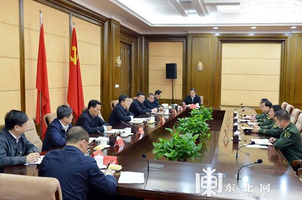 毕春景出任武警黑龙江省总队政委