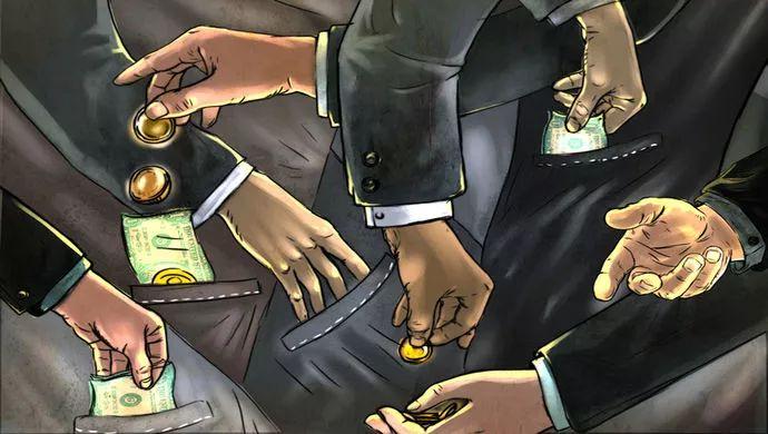 浙江3名县领导集体嫖娼被敲诈上百万,后因受贿