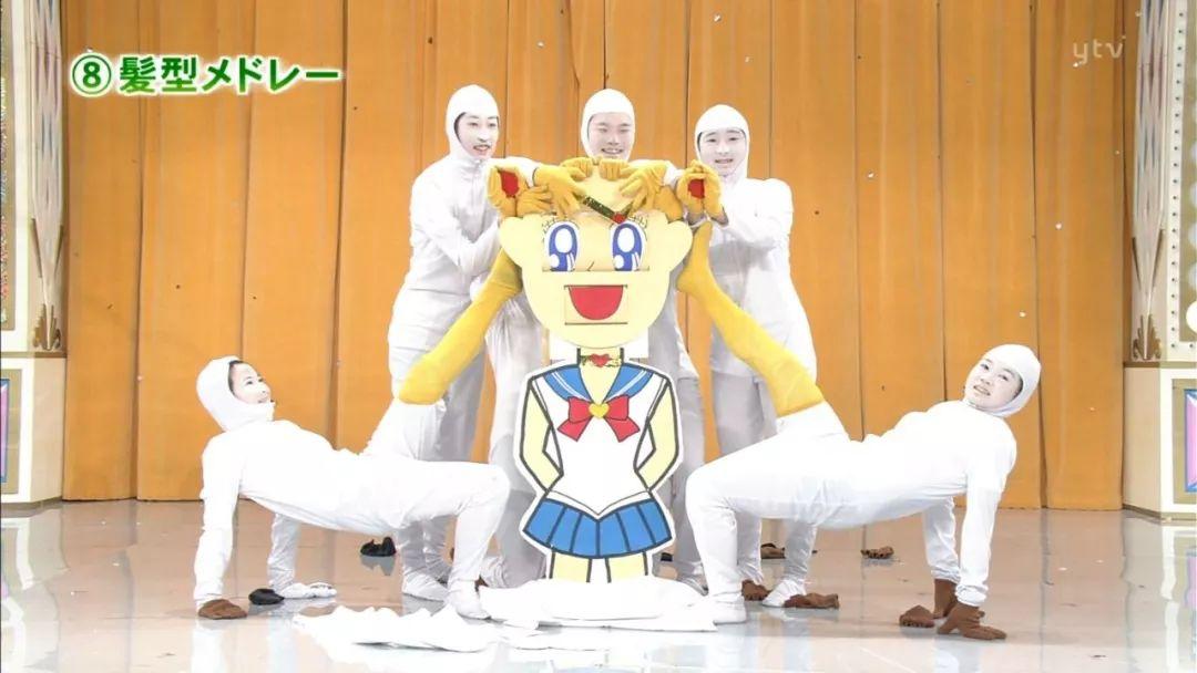 日本综艺节目《超级变变变》:火了40年,参加的全是普通人