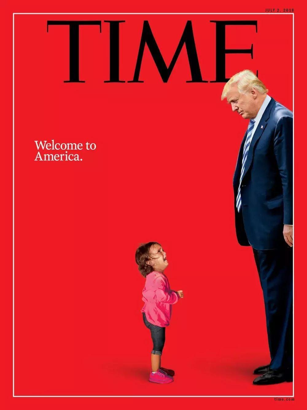 墨美边境哭泣的女孩:荷赛年度新闻图片的背后