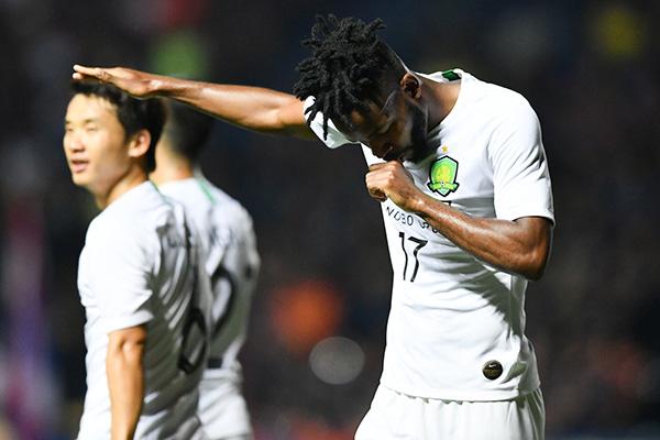 亚足联联赛排名中超成第一,高水平外援提升整体水平