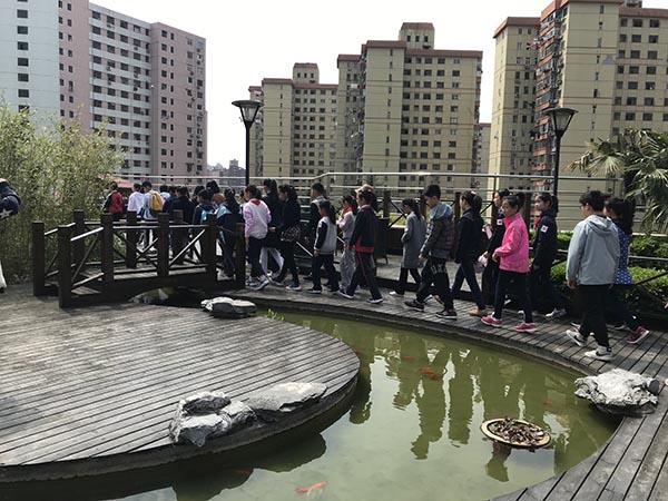 上海民办中小学开放日举行:孩子玩得开心,家长更趋理性