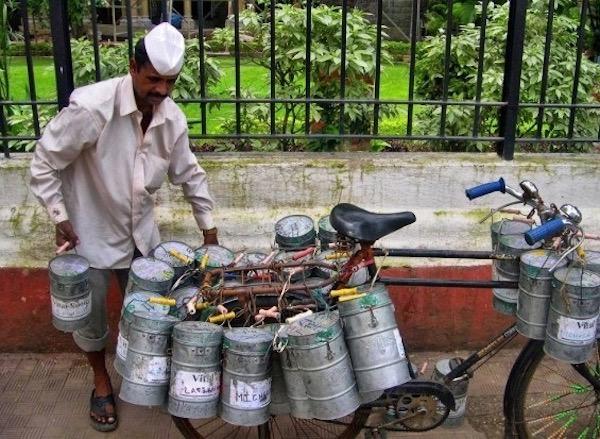大发88bet,送外卖送降生界记录?孟买午餐专递,八百万分之一的商业古迹