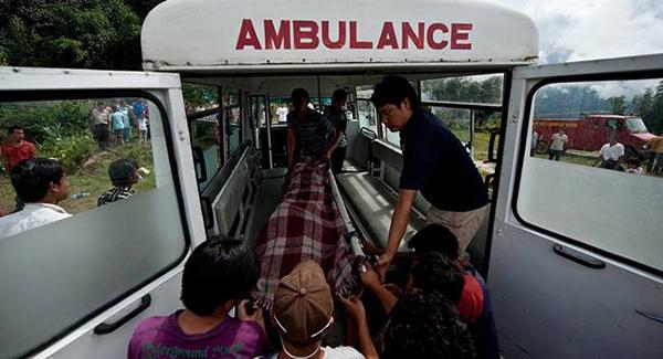 外媒:一架飞机与直升机在尼泊尔相撞,致4死